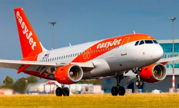 EasyJet, da giugno due voli da Catania e Palermo per Milano