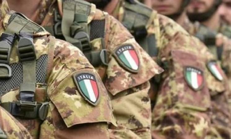 Esercito, bando per reclutamento di 4mila volontari