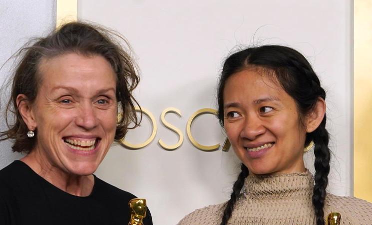 Oscar 2021, Nomadland trionfa, miglior film e regia