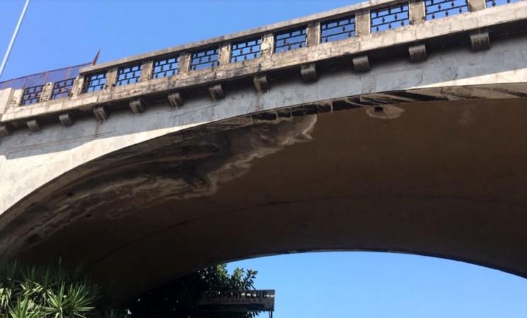 Chiusi i ponti a rischio crollo. Palermo spaccata, traffico in tilt