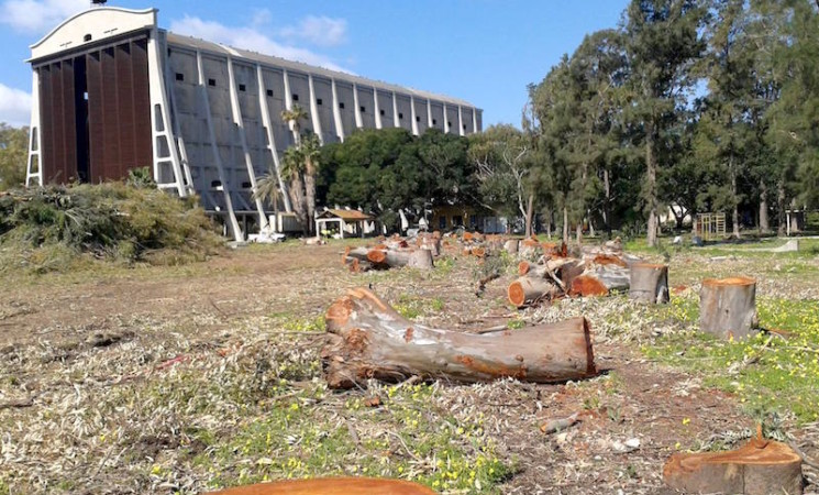"""Augusta, al Parco dell'Hangar """"danni gravi e permanenti"""""""