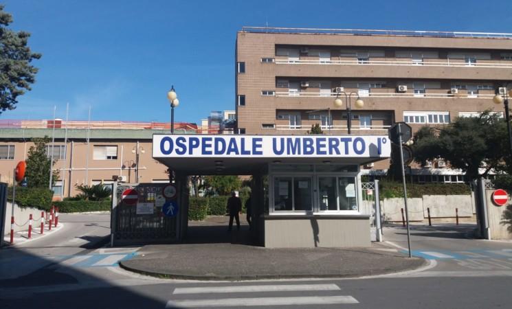 "Covid, anticorpi monoclonali all'ospedale ""Umberto I"" di Siracusa"