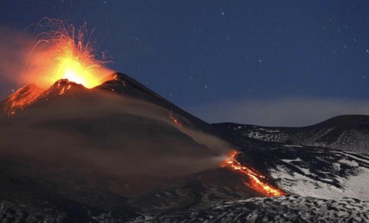 """Ricercatori Ingv individuano il """"cuore pulsante"""" dell'Etna"""