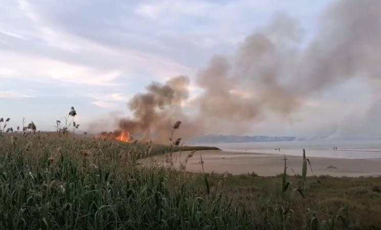 """""""Faciemu scrusciu"""", al via il flash mob contro gli incendi"""
