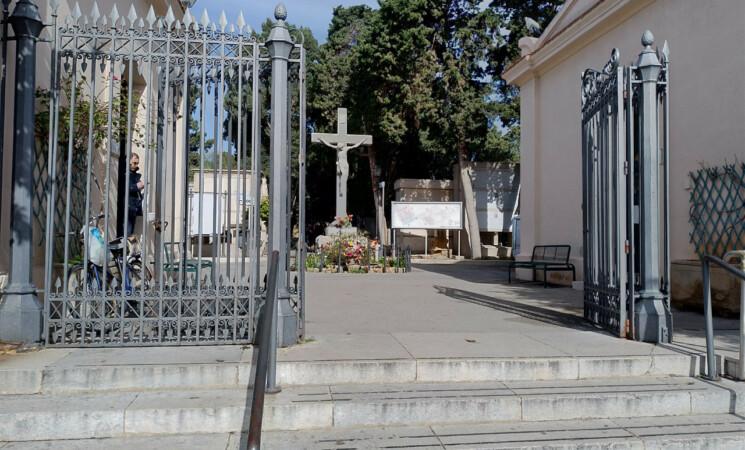 """Emergenza loculi """"infinita""""  al cimitero di Trapani"""