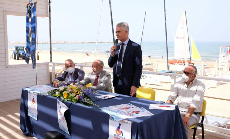 """""""Mare senza Frontiere 3.0"""",  a Ragusa la spiaggia è di tutti"""