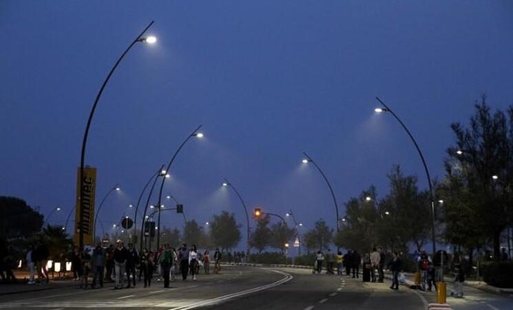 Lungomare Catania, le domeniche di giugno area pedonale serale