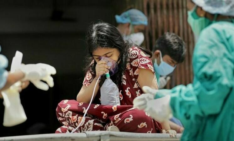 Covid, in india quasi 31mila nuovi casi e 350 morti