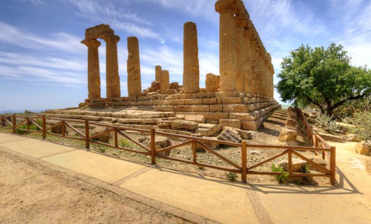 Live Culture, la Valle dei Templi diventa museo virtuale
