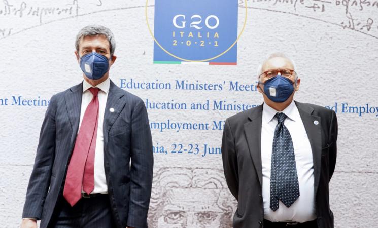 G20, a Catania si discute di transizione: dall'istruzione al lavoro