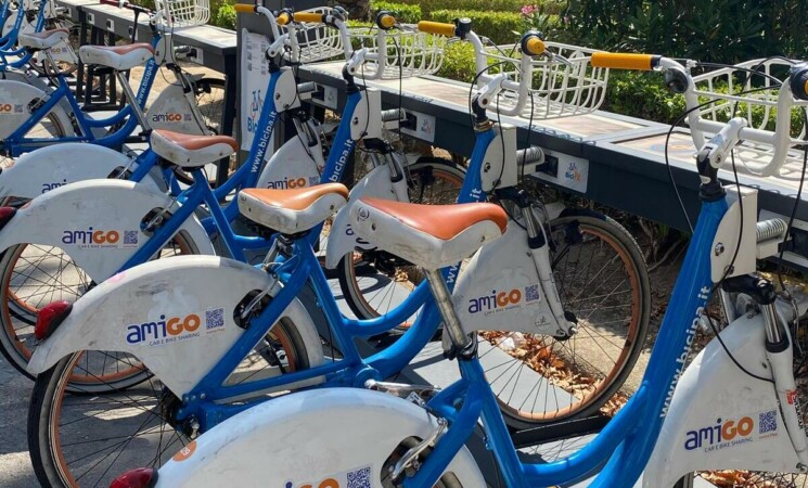 Catania, al via dal 24 giugno E-Bike sharing di AmiGO