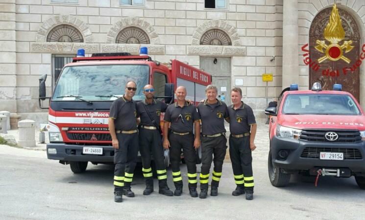 Incendi, un presidio stagionale dei Vigili del Fuoco a Favignana