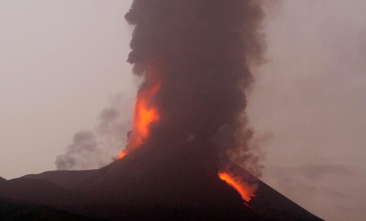 Etna, doppio parossismo, Boris Behncke, era già accaduto