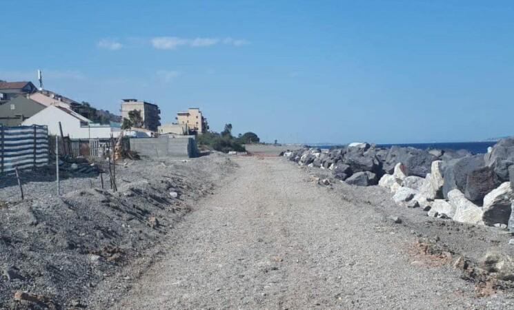 Galati Marina e Santa Margherita messa in sicurezza a rallentatore