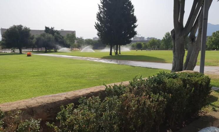 Palermo, Parco Cassarà, calvario infinito, riapertura più lontana