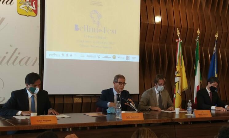 """""""Bellini Fest"""", la Regione si affida al Cigno per rilanciare il turismo"""