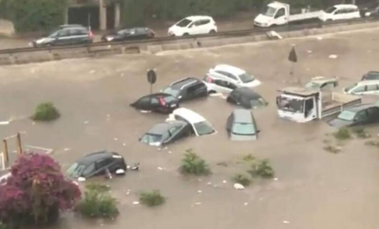 Clima, le sei città italiane a più alto rischio alluvioni e ondate di calore