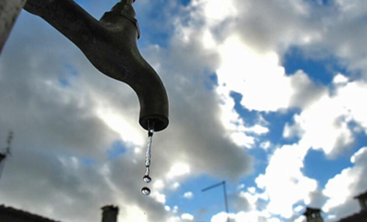 A Carini scarseggia l'acqua, inevitabile il razionamento
