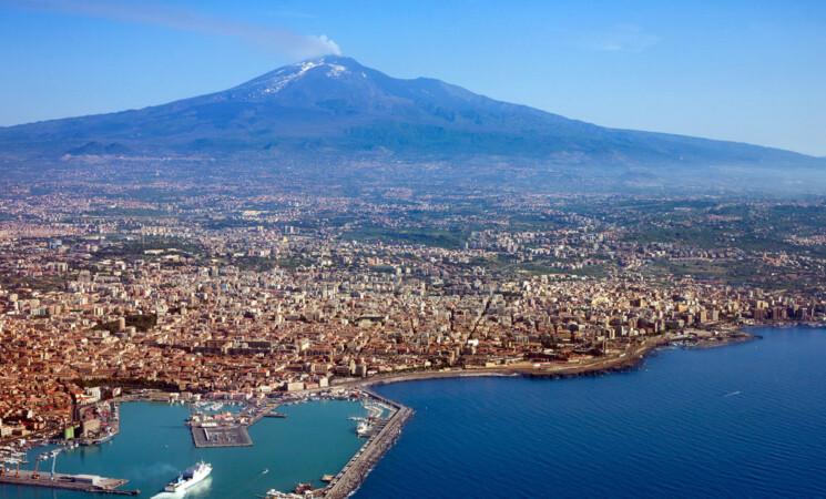 """Catania la provincia siciliana più """"cementificata"""" nel 2020"""