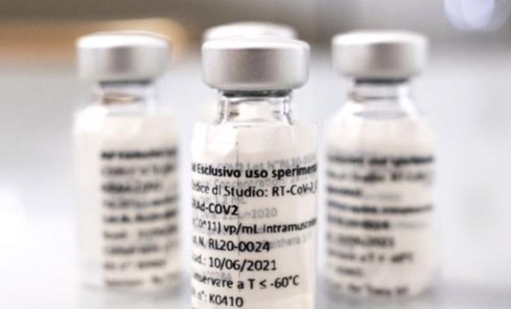 Vaccini, ReiThera, risposta anticorpi oltre il 93% dopo prima dose