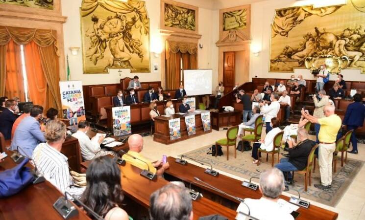 Catania Summer Fest, 235 eventi in programma da luglio ad ottobre