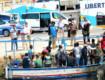 Migranti: 10 sbarchi nella notte a Lampedusa, 212 arrivi