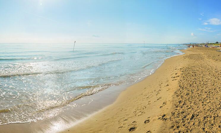 Ambiente, Bandiera Verde 2021 per la la spiaggia di Tonnarella