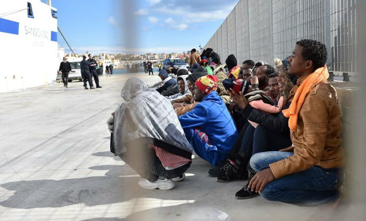 """Migranti in hotspot Pantelleria,  la denuncia: """"Garantire diritti"""""""