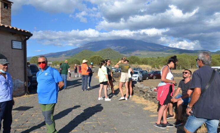 Avanza il progetto per valorizzare il versante Nord-Ovest dell'Etna