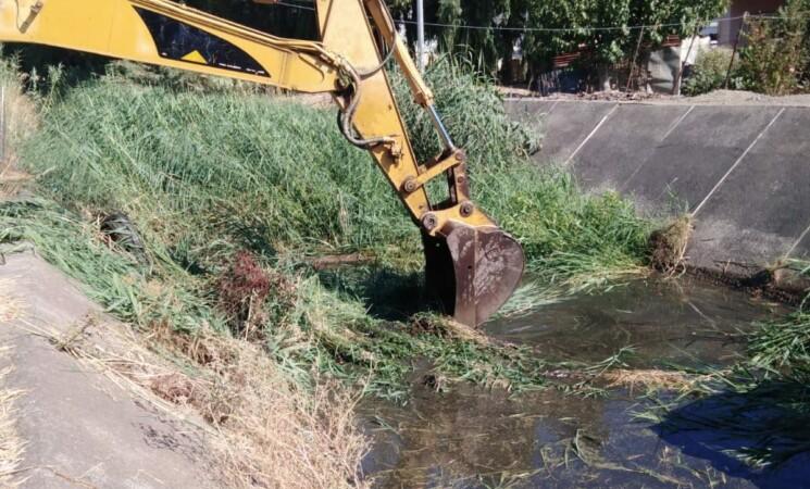 Catania, rischio alluvioni, prosegue la pulizia di canali e torrenti