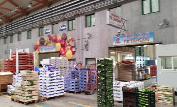 Vaccini: postazione in mercati ingrosso a Catania