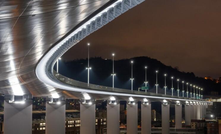 Filiera di eccellenze Made in Italy per il Ponte di Genova