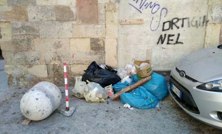 Siracusa, una petizione online contro il degrado in Ortigia