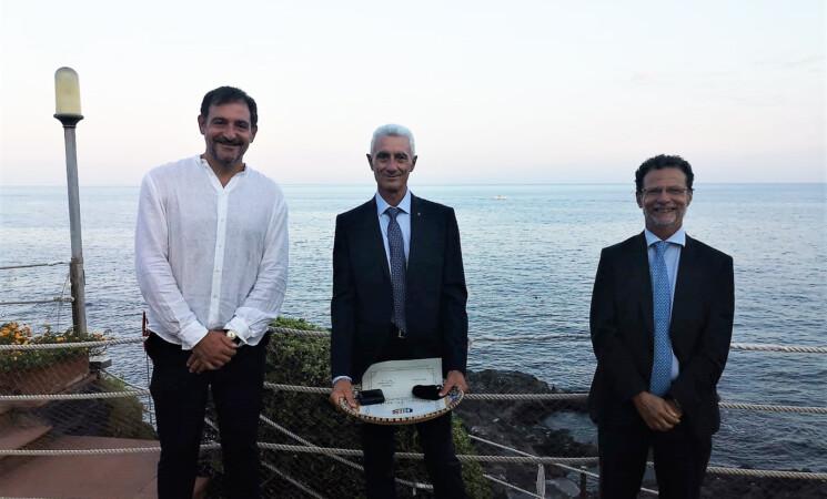 Cus Catania, Filippo Di Mulo premiato per i risultati alle Olimpiadi