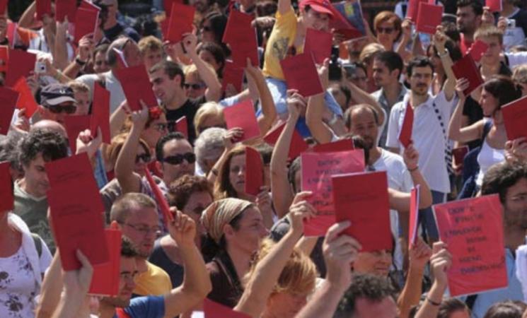 A Enna un nuovo presidio del movimento Agende rosse