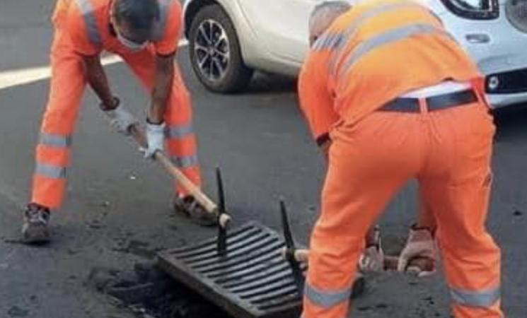 Alluvioni, Comune di Catania per prevenire gli allagamenti