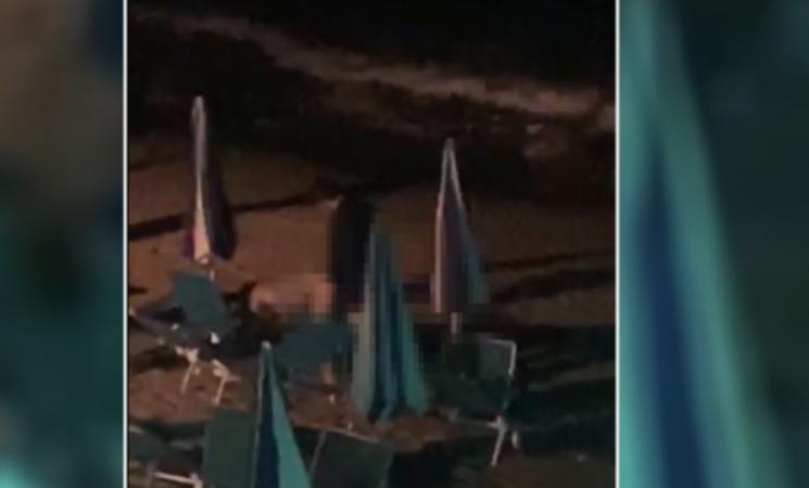 """Cefalù """"capitale"""" del sesso in spiaggia, spunta un secondo video hot, le immagini"""