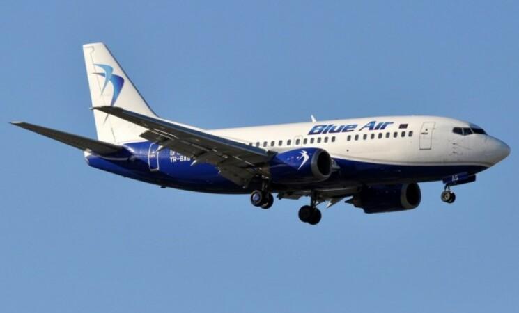Blue Air, nuovo collegamento diretto tra Milano Linate e Palermo