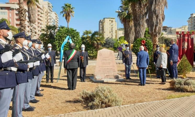 Mafia, commemorati a Palermo Ninni Cassarà e Roberto Antiochia