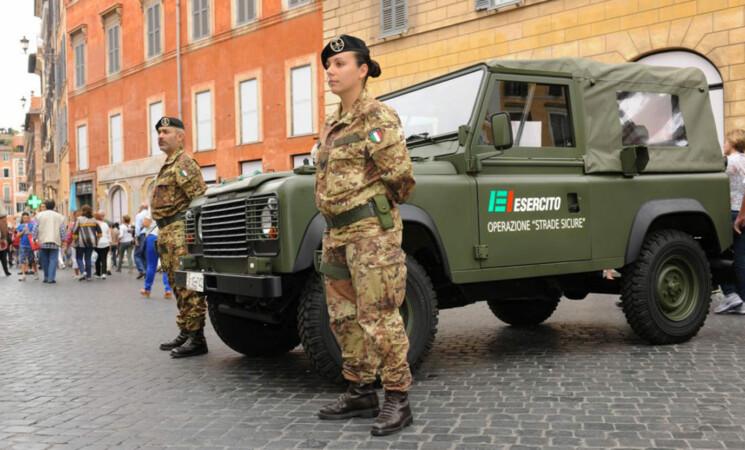 Messina, militari salvano ragazzo che tenta di suicidarsi
