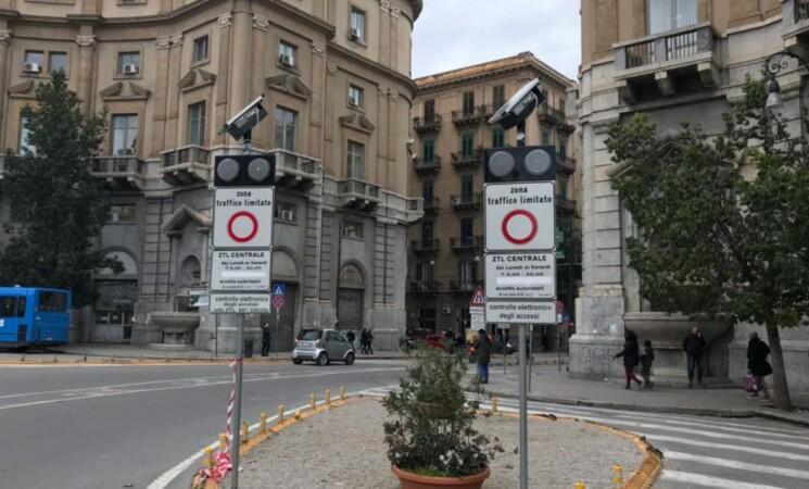 Palermo, ztl: in funzione da oggi tutte le 31 telecamere