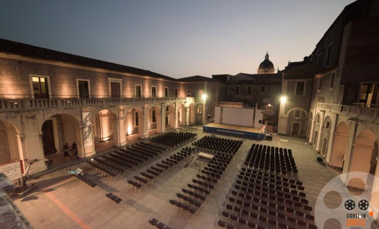 """Catania, riparte """"Corti in Cortile"""": le novità del Festival Internazionale del Cortometraggio"""