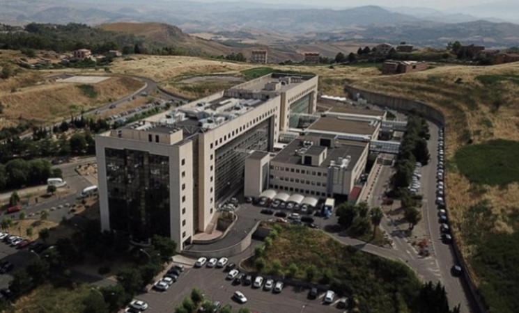 Enna, efficientamento energetico per l'ospedale Umberto I