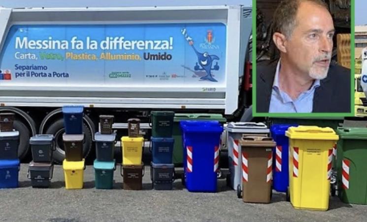 Rifiuti, a Messina raggiunto il 58% di raccolta differenziata