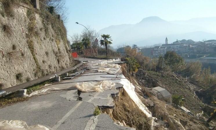 Dissesto idrogeologico, a Monreale, un progetto per tre zone collinari