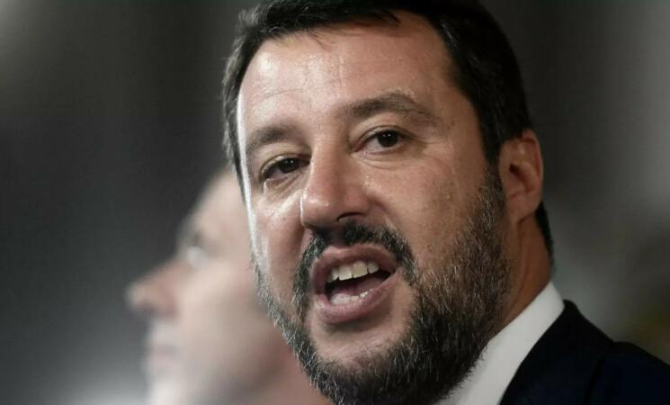 """Salvini: """"Stimo Musumeci ma parleremo a tempo debito"""""""