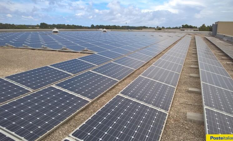 Il piano di Poste italiane per raggiungere la neutralità carbonica passa dalla Sicilia