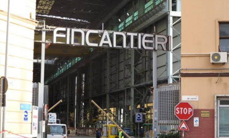 Fincantieri, a Palermo verrà costruita una nave militare per il Qatar