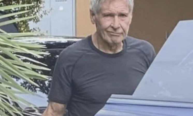 Cinema, ciak per Indiana Jones, Harrison Ford a Siracusa