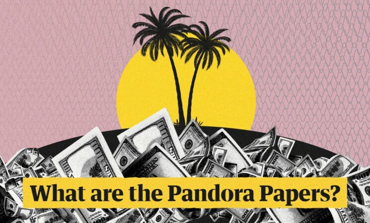 Pandora Papers, svelati i tesori finanziari di leader e vip
